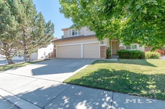 4971 Deer Pass Dr., Reno, NV 89509 (MLS #210010426) :: Theresa Nelson Real Estate
