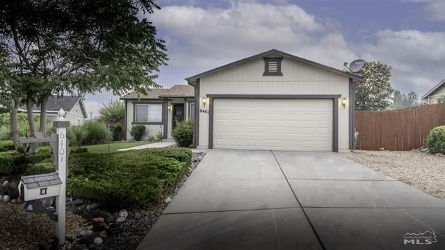 6401 Aleut Court, Sparks, NV 89433 (MLS #210010437) :: Vaulet Group Real Estate