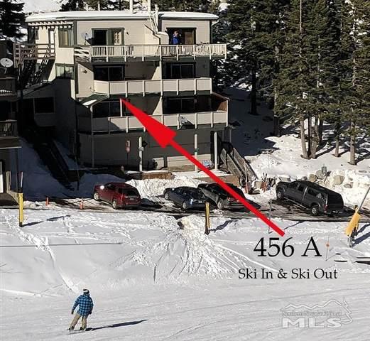 456 Quaking Aspen Ln A, Stateline, NV 89449 (MLS #210010498) :: Chase International Real Estate