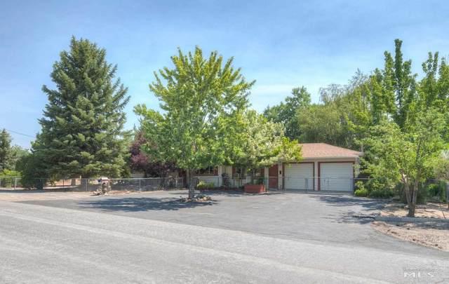 4769 Ponderosa Dr, Carson City, NV 89701 (MLS #210010632) :: Chase International Real Estate