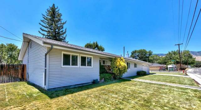 921 W Washington St, Carson City, NV 89703 (MLS #210010667) :: Chase International Real Estate