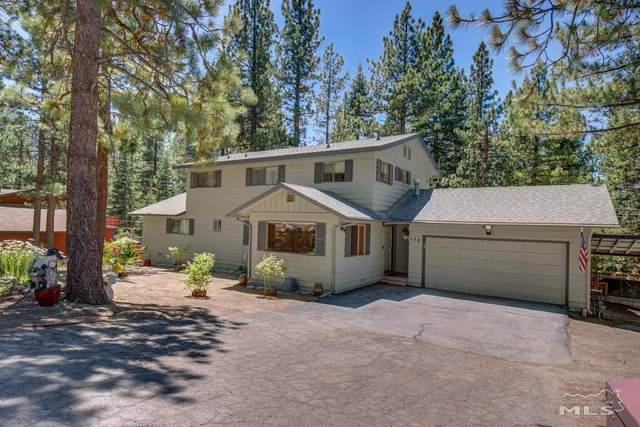 172 Hall Ct, Stateline, NV 89449 (MLS #210010676) :: NVGemme Real Estate
