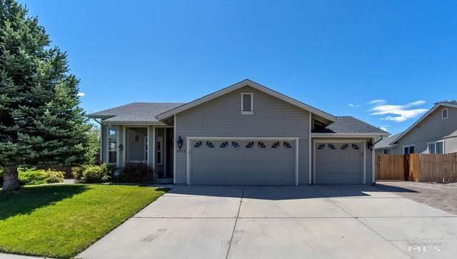9572 Angel Falls Dr, Reno, NV 89506 (MLS #210010773) :: Chase International Real Estate