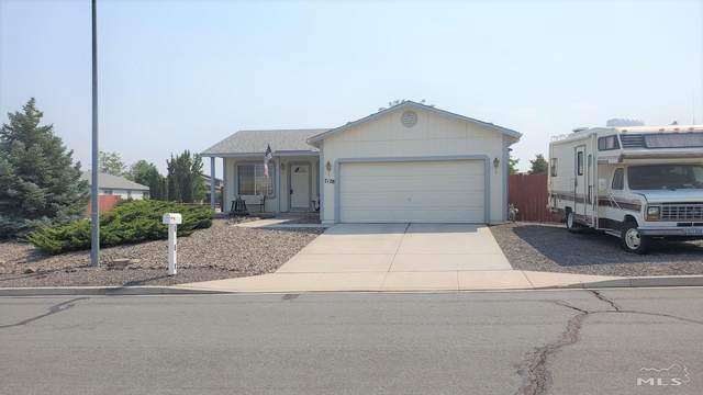 7128 Fantasia Ct., Sun Valley, NV 89433 (MLS #210010778) :: Vaulet Group Real Estate