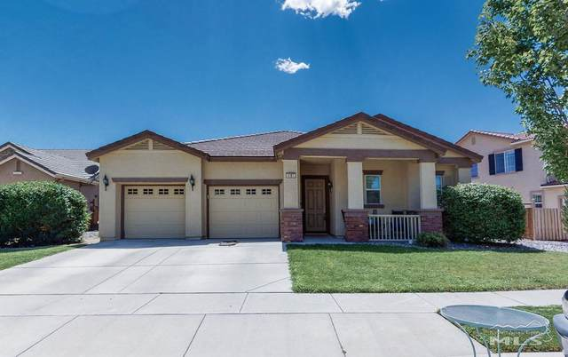 4181 Mystery, Sparks, NV 89436 (MLS #210010829) :: NVGemme Real Estate