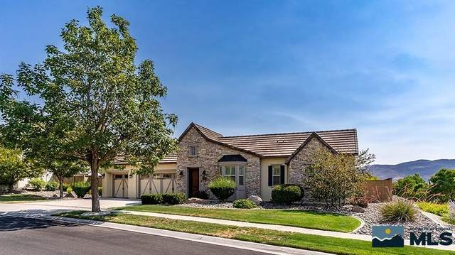 13390 Damonte View, Reno, NV 89511 (MLS #210010834) :: Morales Hall Group