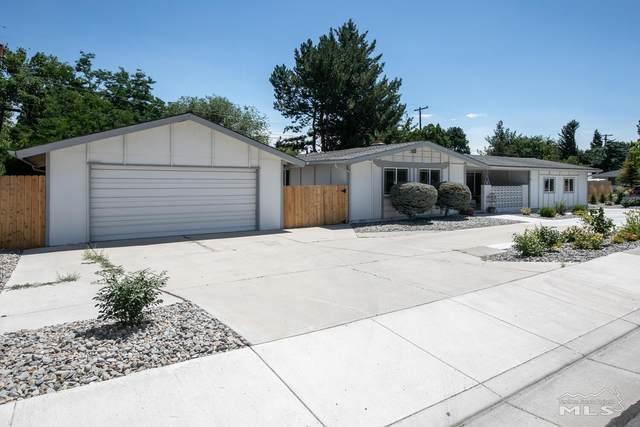 4190 Lakeside Drive, Reno, NV 89509 (MLS #210010847) :: Theresa Nelson Real Estate