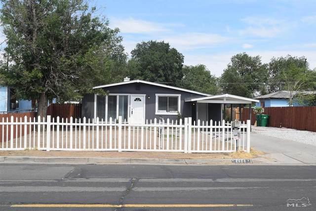 2020 Helena Avenue, Reno, NV 89512 (MLS #210010871) :: Chase International Real Estate