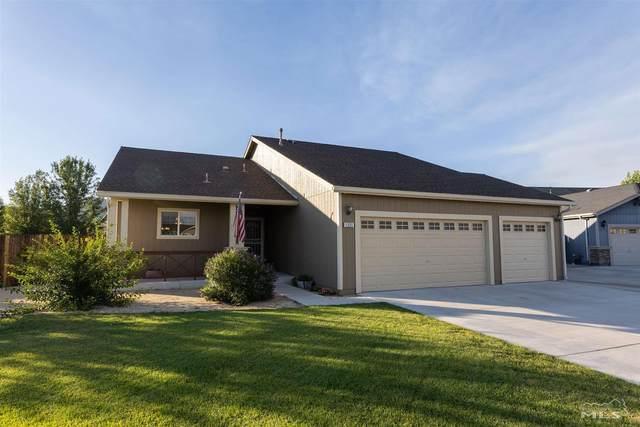 1231 Chara Ct, Sparks, NV 89441 (MLS #210010889) :: NVGemme Real Estate