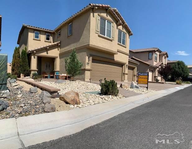 2805 Show Jumper Ln., Reno, NV 89521 (MLS #210010908) :: Chase International Real Estate
