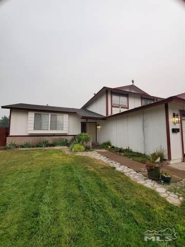919 Birchwood Circle, Sparks, NV 89434 (MLS #210010949) :: Vaulet Group Real Estate