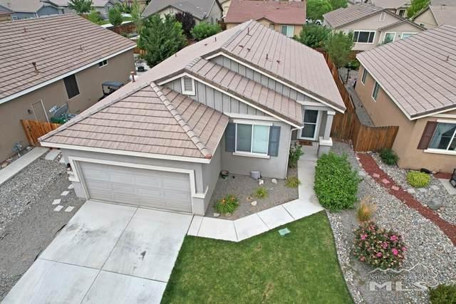 107 Catlin St., Dayton, NV 89403 (MLS #210010989) :: Chase International Real Estate