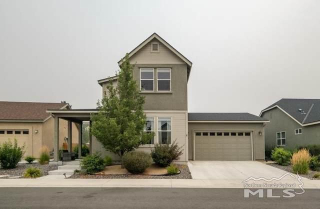978 Floral Ridge Way, Sparks, NV 89436 (MLS #210011003) :: NVGemme Real Estate