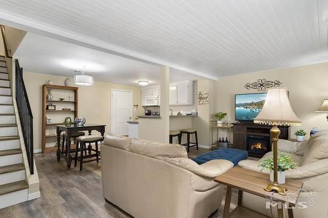 1043 E 2nd Street #1, Carson City, NV 89701 (MLS #210011033) :: Vaulet Group Real Estate