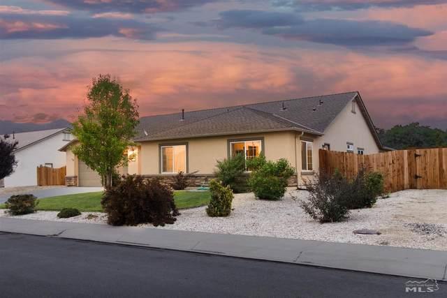 144 Carson River Drive, Dayton, NV 89503 (MLS #210011064) :: Chase International Real Estate