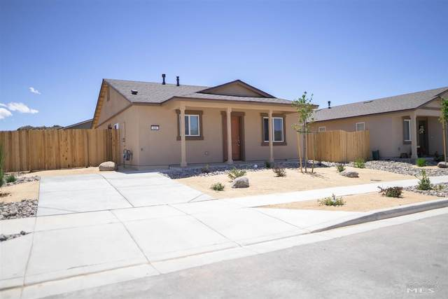 616 Gabbs Dr, Reno, NV 89506 (MLS #210011113) :: Vaulet Group Real Estate