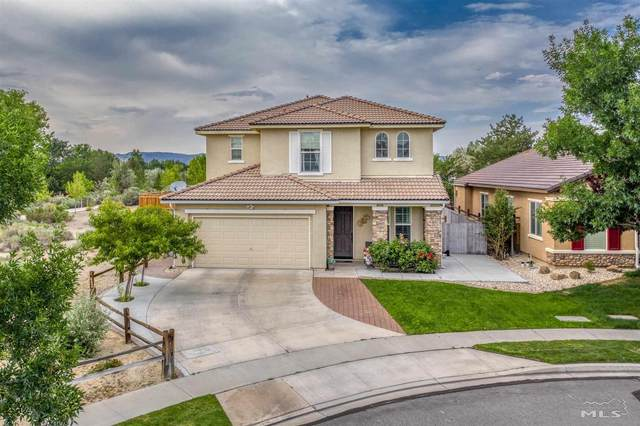3616 Allegrini, Sparks, NV 89436 (MLS #210011138) :: Theresa Nelson Real Estate