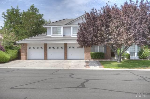 320 Bayhill Circle, Dayton, NV 89403 (MLS #210011257) :: Chase International Real Estate