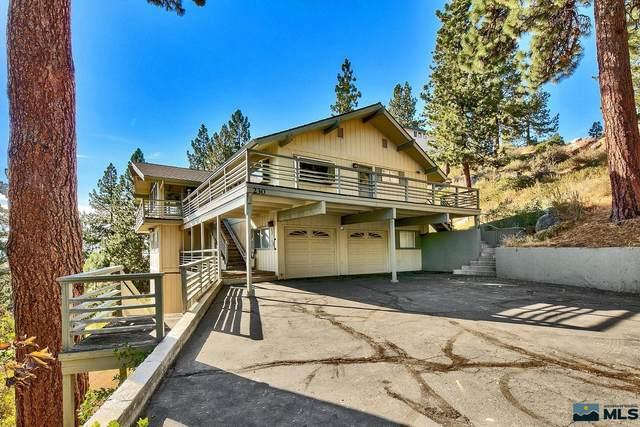230 Cedar Ridge, Zephyr Cove, NV 89448 (MLS #210011280) :: Vaulet Group Real Estate