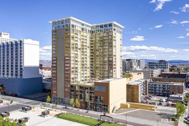 255 N Sierra Street #1105, Reno, NV 89501 (MLS #210011346) :: Vaulet Group Real Estate