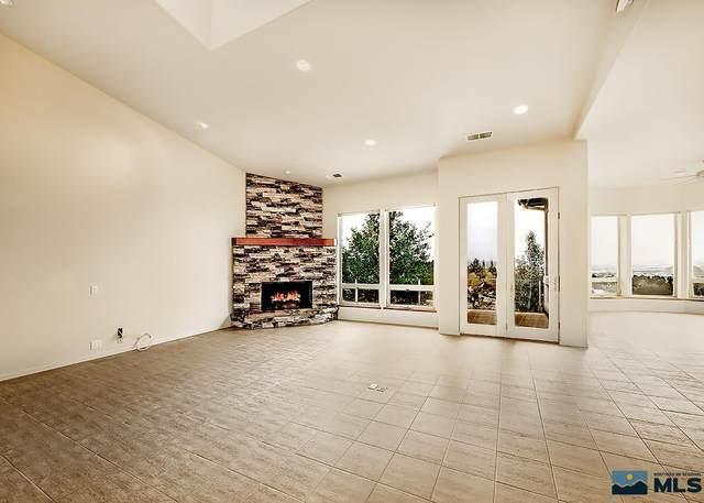 10123 Indian Ridge Drive, Reno, NV 89511 (MLS #210011437) :: Morales Hall Group