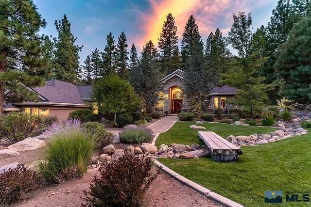 201 N Big Sage Lane, Reno, NV 89511 (MLS #210011491) :: Morales Hall Group