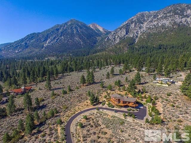 289 Five Creek Rd, Gardnerville, NV 89460 (MLS #210011663) :: NVGemme Real Estate