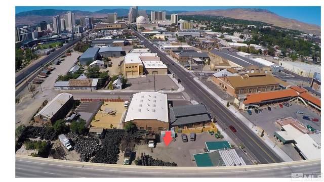 350 N Park Street, Reno, NV 89512 (MLS #210011797) :: Colley Goode Group- CG Realty