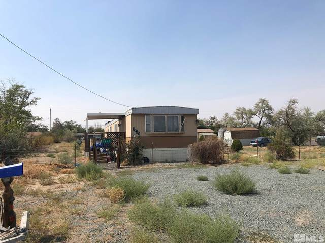 3815 Ardmore, Silver Springs, NV 89429 (MLS #210012564) :: Chase International Real Estate