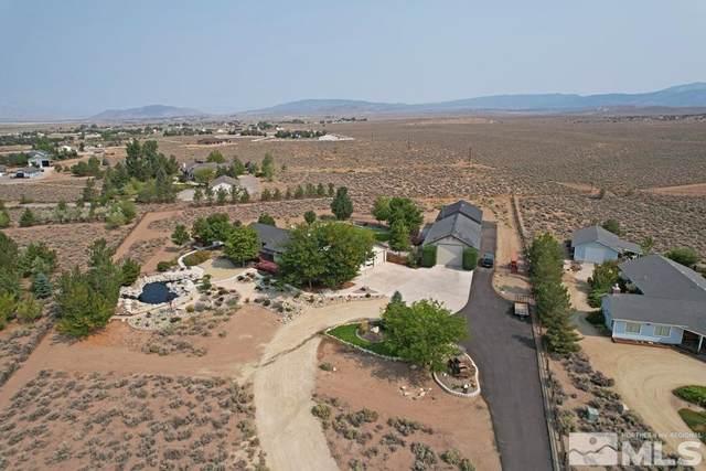 1530 Wildflower Crt, Gardnerville, NV 89410 (MLS #210012601) :: NVGemme Real Estate
