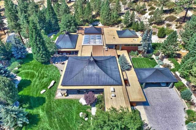 4045 Old Us Hwy 395, Washoe Valley, NV 89704 (MLS #210012649) :: NVGemme Real Estate