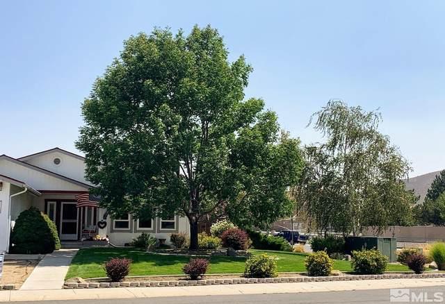 693 Ann Way, Gardnerville, NV 89460 (MLS #210012750) :: Colley Goode Group- CG Realty