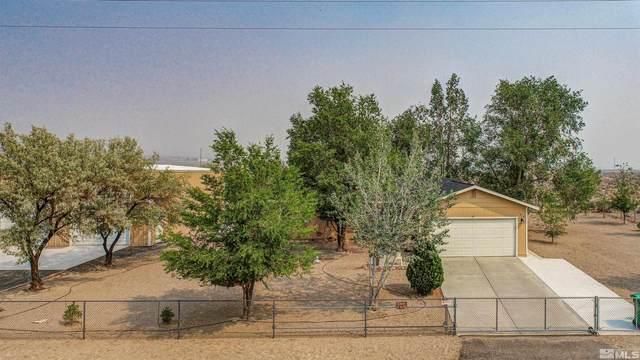 104 Caroline Way, Stagecoach, NV 89429 (MLS #210012846) :: NVGemme Real Estate