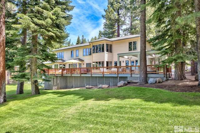 959 Fairview Blvd., Incline Village, NV 89451 (MLS #210012863) :: Vaulet Group Real Estate