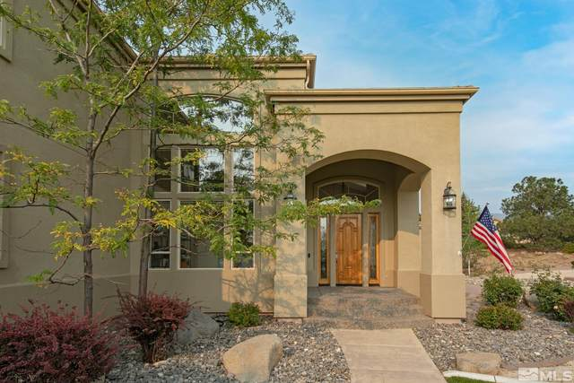 13145 W Saddlebow Dr, Reno, NV 89511 (MLS #210013018) :: Colley Goode Group- CG Realty