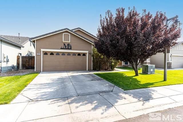 379 Royal Troon, Dayton, NV 89403 (MLS #210013108) :: Chase International Real Estate