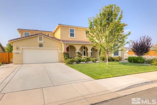 2474 Strozzi Ct, Sparks, NV 89434 (MLS #210013185) :: NVGemme Real Estate