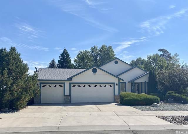 2751 Oak Ridge Drive, Carson City, NV 89703 (MLS #210013333) :: Colley Goode Group- CG Realty