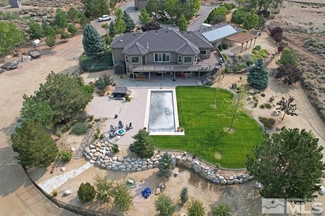 1540 East Valley Road, Gardnerville, NV 89410 (MLS #210013403) :: Vaulet Group Real Estate