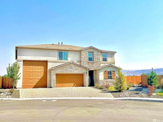 8090 Furnace Creek, Sparks, NV 89436 (MLS #210013404) :: Chase International Real Estate