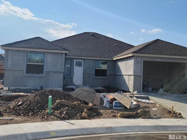 53 Ellies Ct #63, Gardnerville, NV 89460 (MLS #210013474) :: Theresa Nelson Real Estate