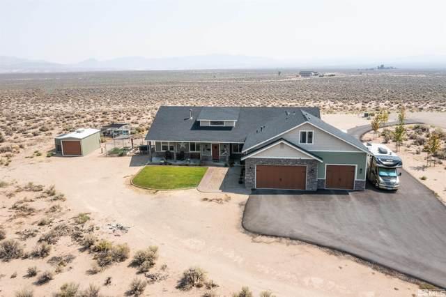 91 Wild Poppy Ct, Smith, NV 89430 (MLS #210013548) :: Chase International Real Estate