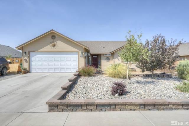 2219 Kadden Way, Dayton, NV 89403 (MLS #210013616) :: NVGemme Real Estate