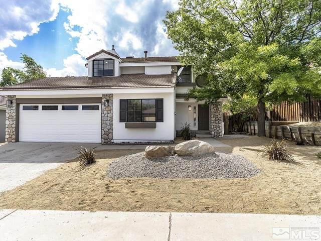 1075 Shenandoah Dr., Carson City, NV 89706 (MLS #210013640) :: NVGemme Real Estate