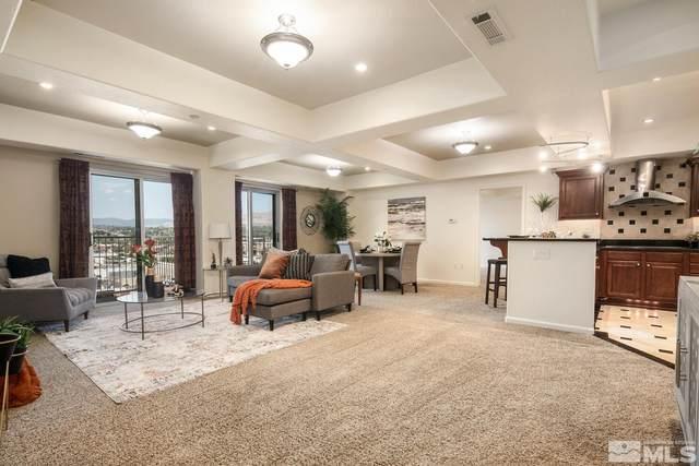 200 W 2nd St. 1507 #1507, Reno, NV 89501 (MLS #210013656) :: NVGemme Real Estate