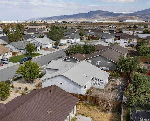 1212 Jacob Lane, Fernley, NV 89408 (MLS #210013721) :: Chase International Real Estate