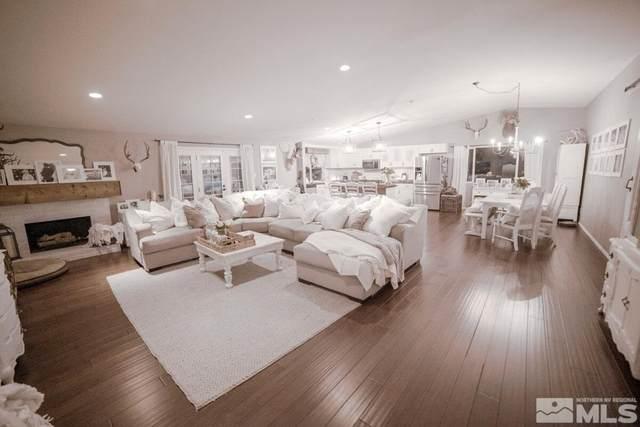 970 Singingwood Dr, Reno, NV 89509 (MLS #210013758) :: Vaulet Group Real Estate