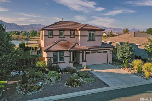 740 Grayhawk Dr, Dayton, NV 89403 (MLS #210013914) :: Chase International Real Estate
