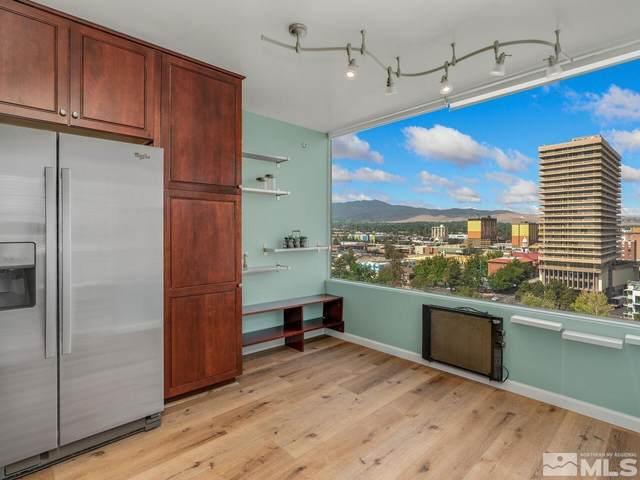 280 Island Ave #1405, Reno, NV 89501 (MLS #210013947) :: Colley Goode Group- CG Realty