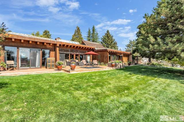 855 N Sutro Terrace, Carson City, NV 89706 (MLS #210013949) :: Theresa Nelson Real Estate